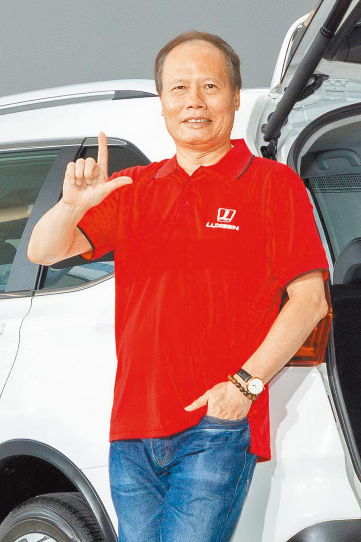 納智捷汽車總經理蔡文榮