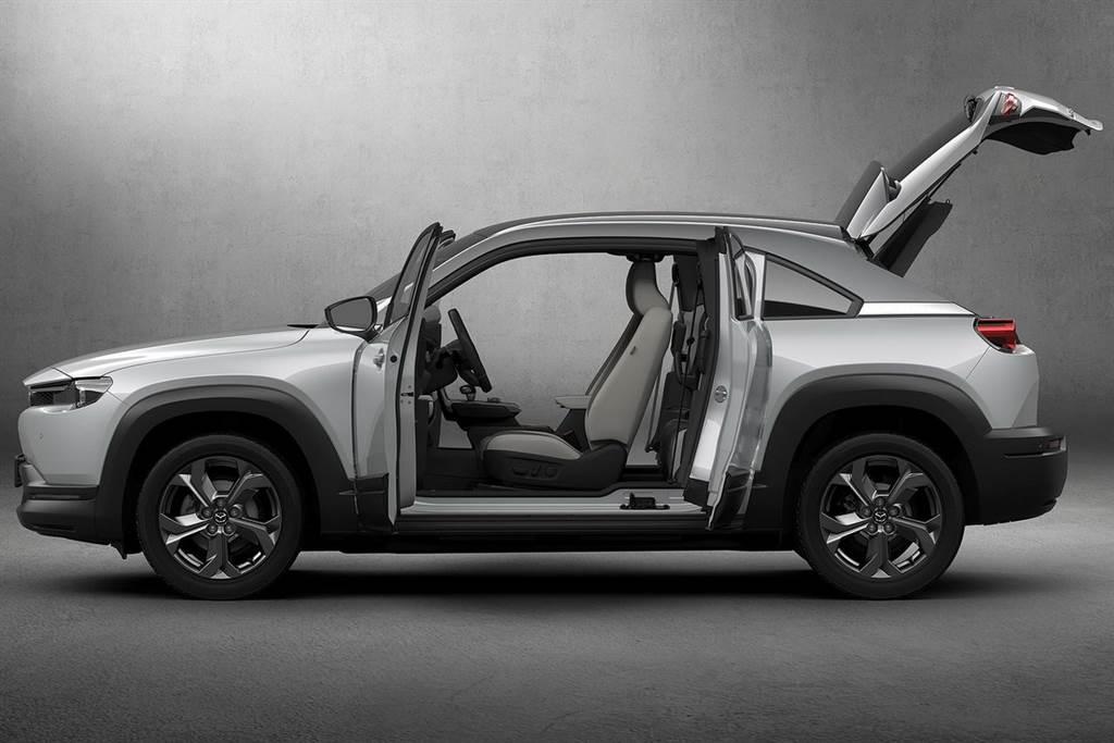 Mazda MX-30以新世代互聯系統 詮釋數位世代「人馬一體」的產品核心