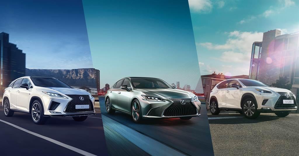 LEXUS攜手和運租車推出線上訂閱的豪華車租賃服務