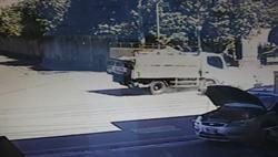 中市回收車撞買菜婦人 重傷送醫搶救