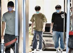 青峰現身法院應訊 遭恩師控訴違反著作權後首開庭審理