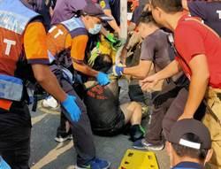 台南安平水資源回收中心工安意外  2清理汙水管工人不治