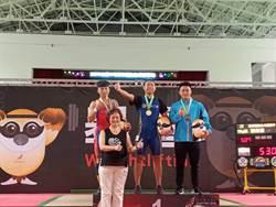 台南玉井工商楊偉達 破全中運高男組73公斤級紀錄
