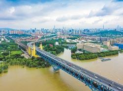 南京砸80億人幣 繫牢水腰帶