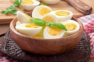 最不容易復胖!這一餐吃水煮蛋 10天自然瘦2公斤