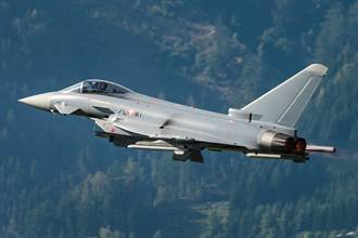 全要了!印尼驚人決定 要買奧地利空軍15架颱風戰機