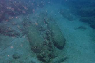 貢寮卯澳灣海域驚見「未爆彈」 軍方細數竟有13枚