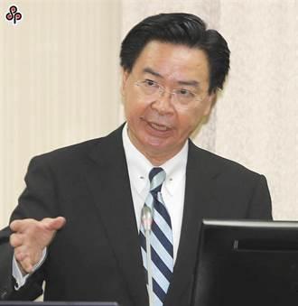 若國際無反應  吳釗燮:北京下一步會是台灣
