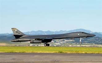 美國空軍再向關島部署B-1B轟炸機