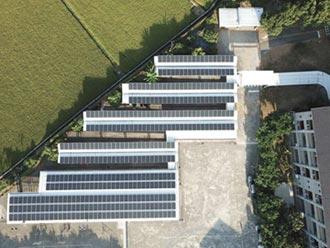 大同布建太陽能有成 臂助政府不缺電