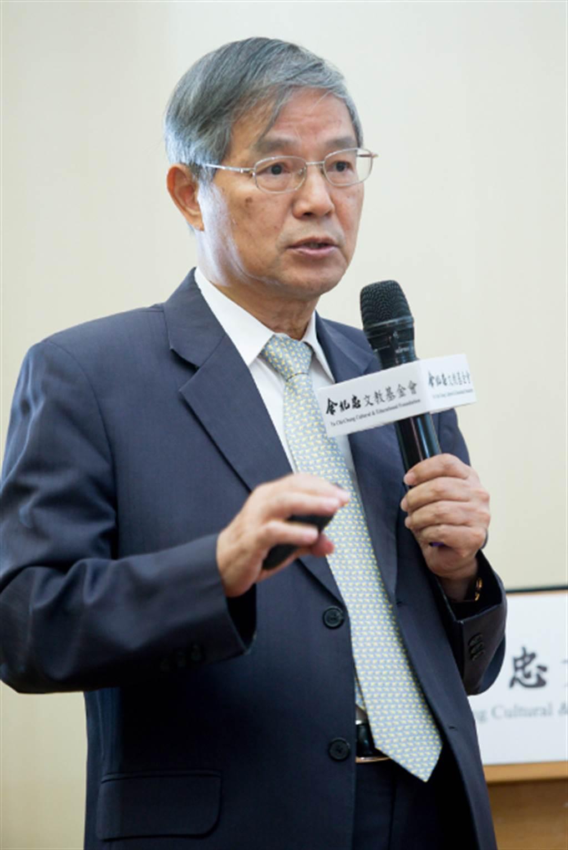 陳添枝(臺灣大學經濟系教授、前國發會主委 陳添枝)