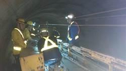 台鐵三義后里恢復通車 影響1.6萬旅客