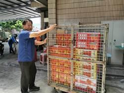 台南芒果季農民好幫手 玉井郵局當宅配一哥