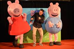 粉紅豬小妹舞台劇七月底在台巡演 導演要讓大小朋友玩得開心