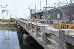 雲林下崙3號危橋封閉 新建橋梁取代