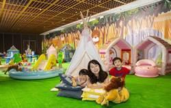 搶「偽出國度假」商機 台北萬豪酒店打造樂遊島