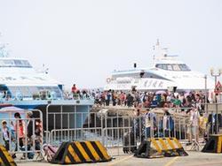 遊客超載 澎湖觀光陷危機
