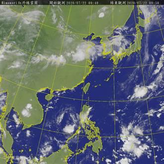 大暑到!西太平洋有很多擾動 彭啟明揭颱風生成關鍵