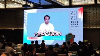 雙城論壇開幕!上海市長龔正:疫情難阻兩岸心連心 加強後疫情交流