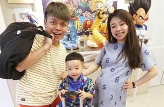蔡阿嘎砸百萬包車站慶兒2歲生日 網酸:為何強迫大家看他家小孩