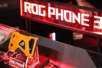 華碩ROG Phone 3電競手機發表 29990起預購優惠多