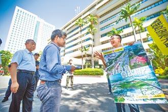 高市府毀樹626棵 護樹團體開轟