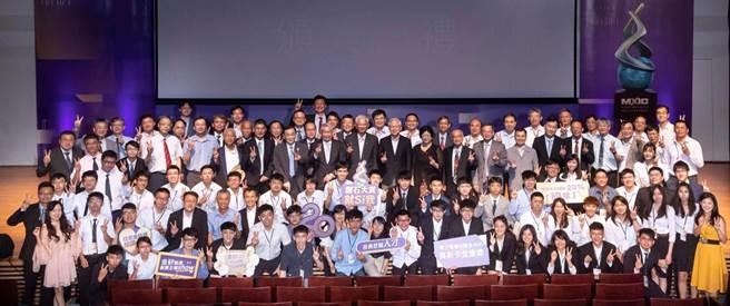 邁入20周年的半導體領域學生競賽「旺宏金矽獎—半導體設計與應用大賽」,今年計有超過300支隊伍角逐最高榮耀。(旺宏提供/陳育賢新竹傳真)