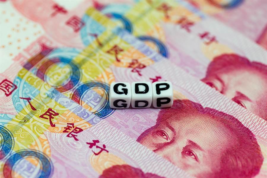大陸多個省市公布上半年經濟數據,目前有14個省市GDP由負轉正。(shutterstock)