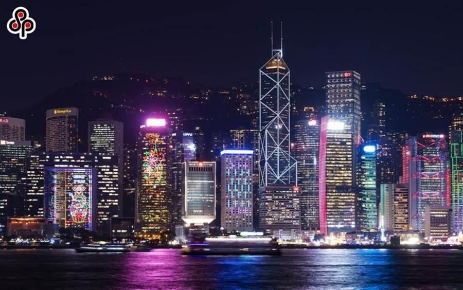 (香港一景。圖/本報系資料照)