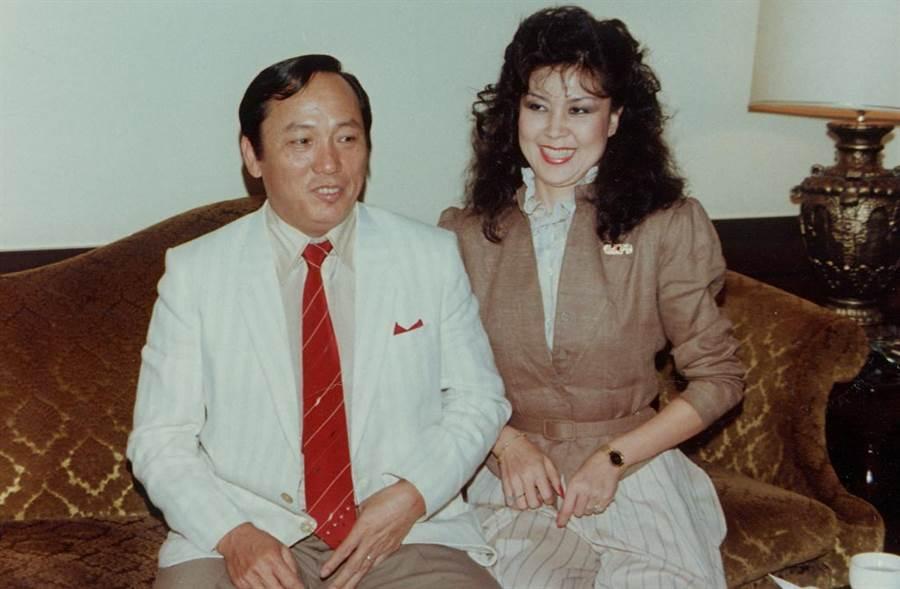 白嘉莉當紅之際,竟宣布嫁給富商黃雙安,並毅然引退。(中時資料照片)