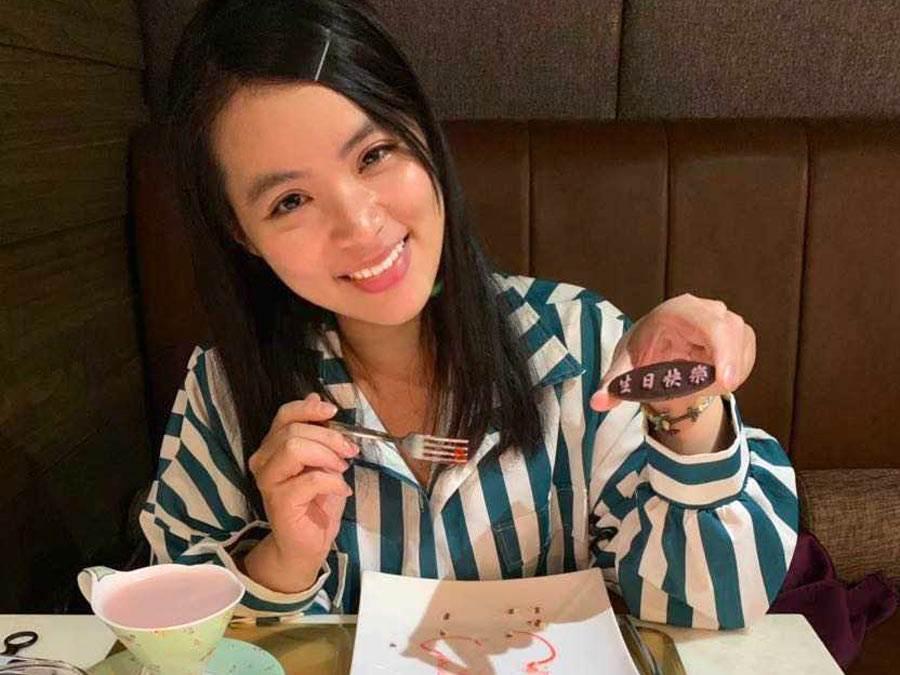 黃綉秝因為永慶房屋實現人生夢想,她也期許未來幫助更多人買到理想好屋。