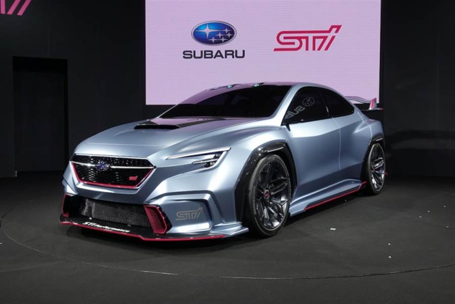 新世代Subaru WRX STI 捨棄 FA20、確認搭載 2.4 DIT 高輸出渦輪引擎