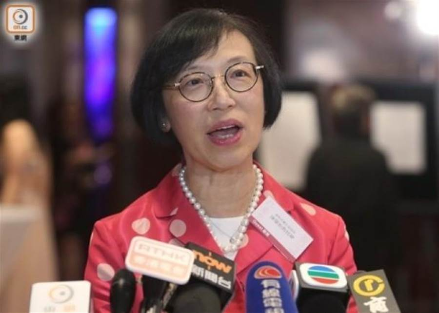香港食衛局長陳肇始(東網)