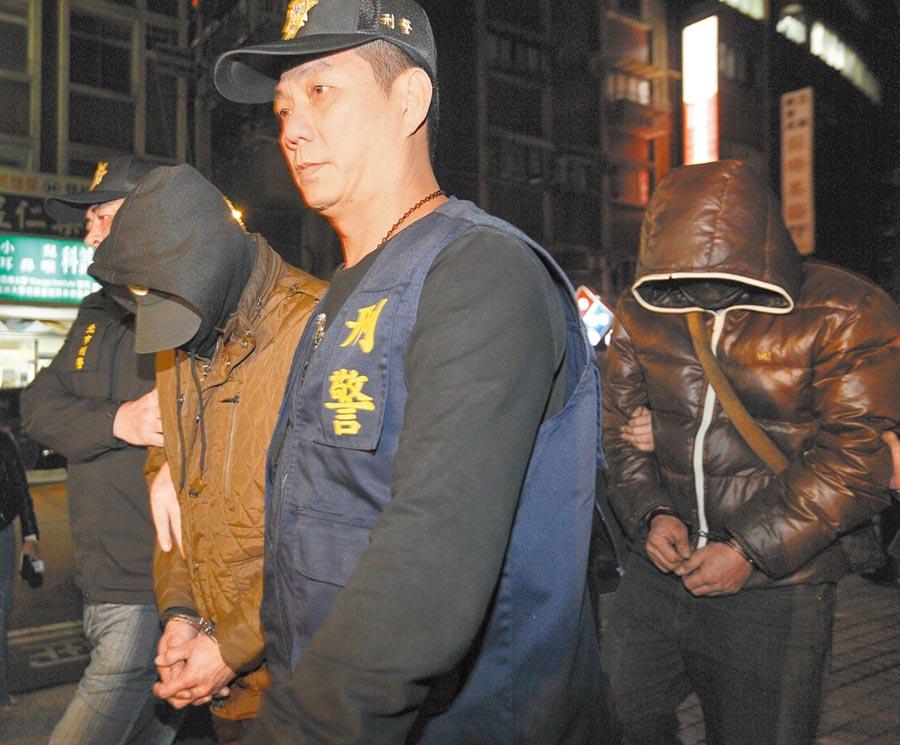 台灣知名YouTuber蔡阿嘎、妻子「二伯」日前遭黑衣人襲擊受傷,檢方21日偵結,依教唆普通傷害、普通傷害等罪起訴楊富盛等3人。(本報資料照片)