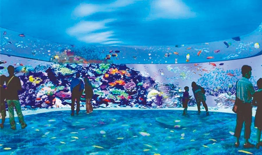 Xpark將於8月7日開幕,勢必成為桃園市指標性觀光景點。(Xpark提供/呂筱蟬桃園傳真)