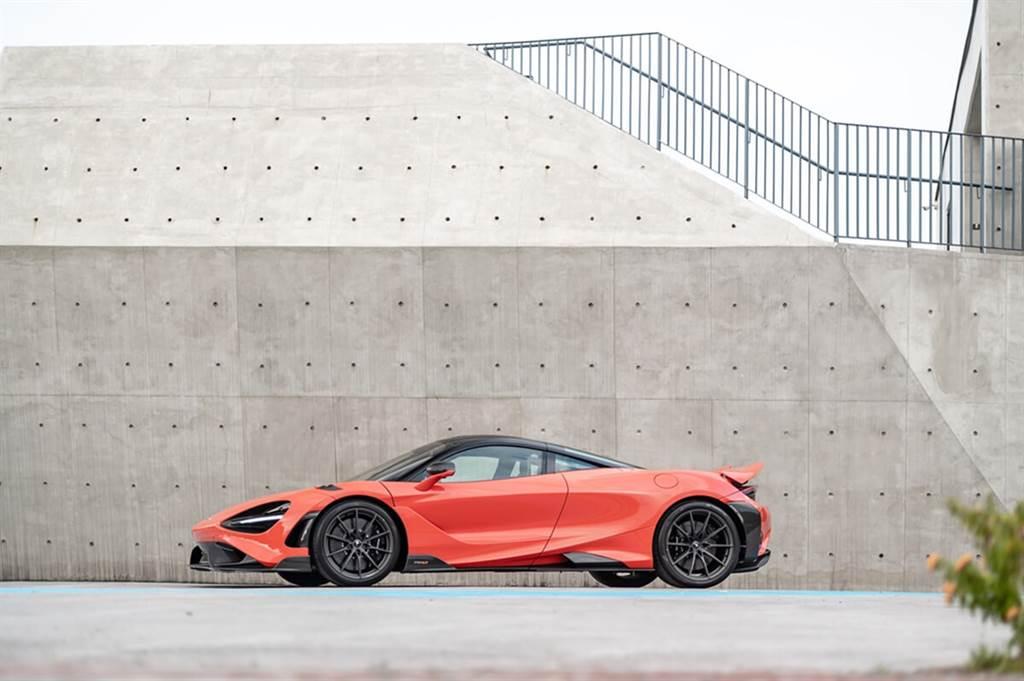 McLaren長尾新巔峰765LT!2368萬起,限量抵台