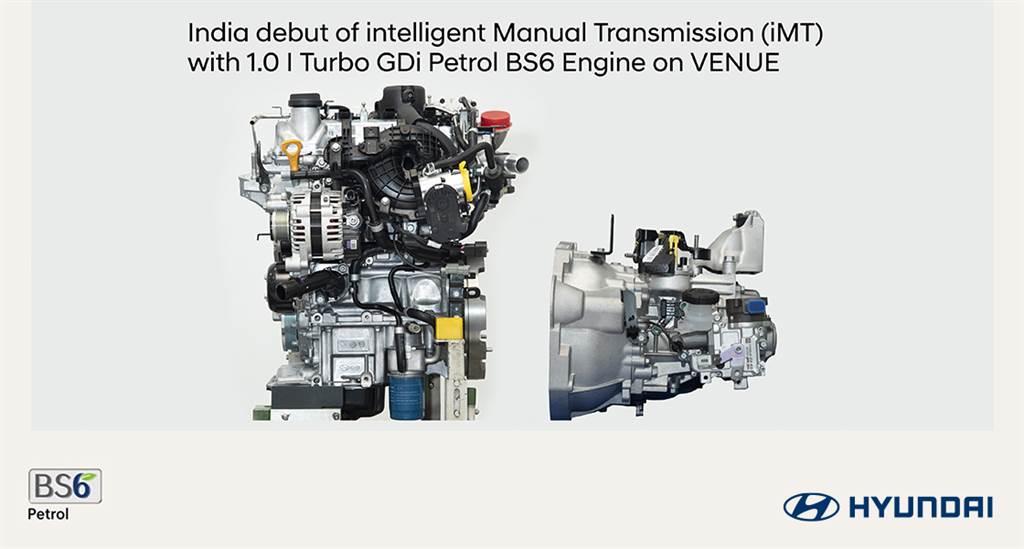 懶人救星,Hyundai Venue「無離合器」控制 iMT 智慧型六速手排印度發表