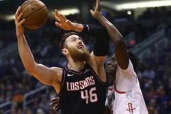 NBA》太陽貝恩斯坦承中鏢 盧比歐也感染