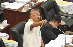 高巿議長補選陳明澤禮讓 民進黨團推張勝富