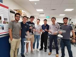 交大組跨國團隊  成功研發仿生撲翼飛行器