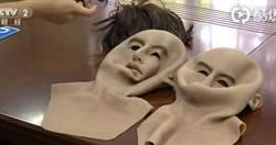 電影情節現實上演!戴逼真人皮面具作案 3傻男「變臉沒變裝」遭逮捕