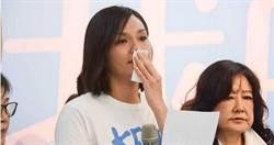 國民黨支持李眉蓁勇敢面對錯誤 主動放棄碩士學位