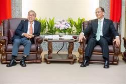 王文淵拜訪立院 將建國會聯絡人機制