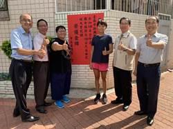 台南小將全中運勇奪98面獎牌 新興國中郭芮安3金3破紀錄