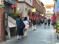 暑假遊金門  5天來了1萬8243人