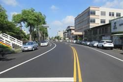 台南市府拚路平績效 溪北佳里區5條道路一次改善