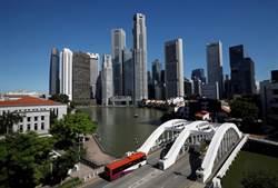 全球变暖海平面上升 新加坡金融区恐沦陷
