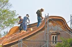 金門培育匠師 搶救傳統建築