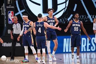 NBA》預告復賽悲運!籃網遭鵜鶘痛宰