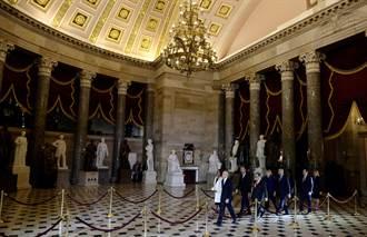 美衆院壓倒性通過 移除國會山莊種族歧視雕像